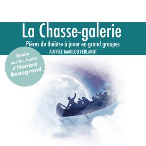 La Chasse-galerie page couverture